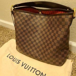 Authentic*** Louis Vuitton Delightful MM